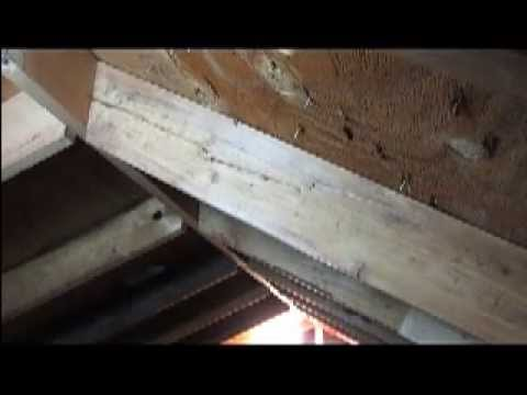 How To Repair A Split Rafter Anthony Grey Roof Repair